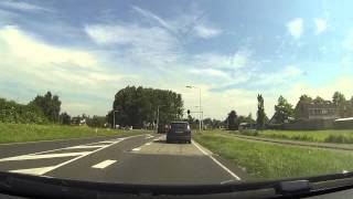 Dutch Roads - Balk (Friesland) to Ens (Flevoland)