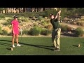 Real Golf 2011 iPhone iPad Josh vs. Natalie Gulbis