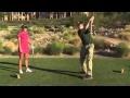 Real Golf 2011 iPhone iPad Josh vs. Natalie Gulbis