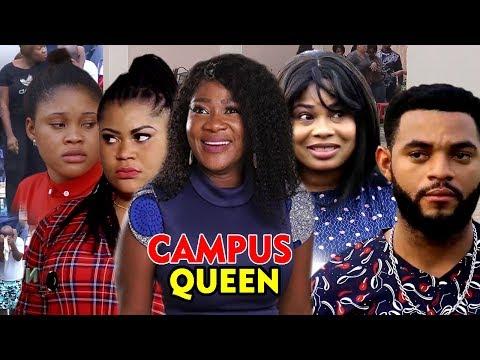 CAMPUS QUEEN Final Season Mercy Johnson - 2019 Latest Nigerian Nollywood Movie 1080p