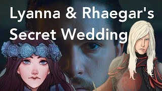 Game of Thrones - Lyanna & Rhaegar's Secret WeddingFOLLOW US ON TWITTER, INSTAGRAM, SOUNDCLOUD, ITUNES & FACEBOOK!TWITTER! - https://twitter.com/NerdSoup4uINSTAGRAM - https://www.instagram.com/nerdsoup4u/SOUNCLOUD! - https://soundcloud.com/user-421750745ITUNES! -  https://itunes.apple.com/us/podcast/nerd-soup/id1228478674?mt=2FACEBOOK! - https://www.facebook.com/NerdSoup4u/