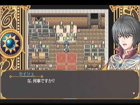 Video of RPG Unlucky Hero for English