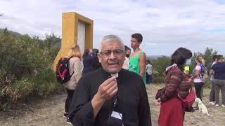 PREVENCION DE INCENDIOS: BASURAL DE CAPILLA: QUEMARAN RAMAS Y PODAS PARA BAJAR EL VOLUMEN