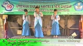 Pupuh Balakbak & Maskumambang ku : SDBI Galunggung Kota Tasikmalaya