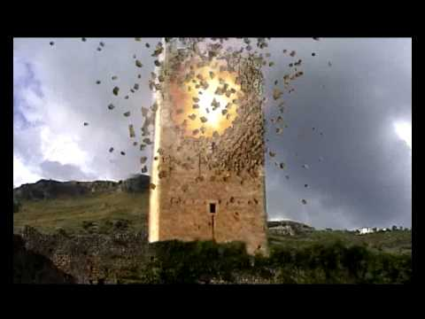 0 EXPLOSION TUTORIAL  STEP 3   Esplosione di una torre in After effects