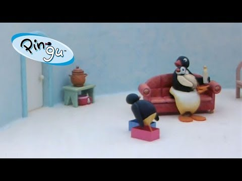 Pingu: Pingu & Pinga Don't Want to Go to Bed