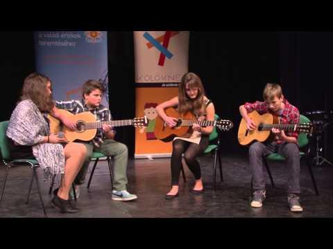 Adj teret a tehetségnek! 2014 - Orca Juvenile Community (jazzgitár) produkciója