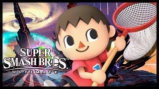 Super Smash Bros Ultimate Classic Mode Villager