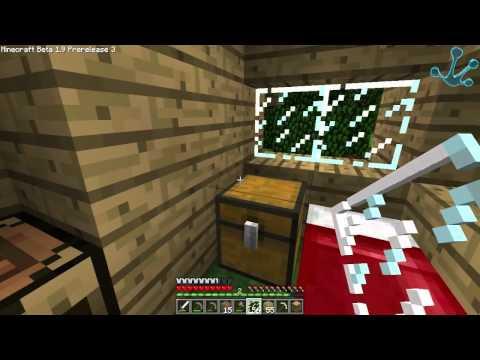 Minecraft · Episodio 7 · ¿Que hay en las torres de cristal?