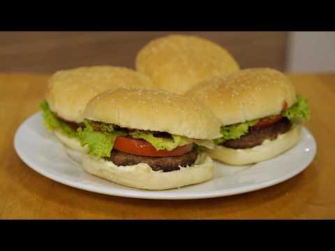 Şef Gülhan Kara - Hamburger Köfte Tarifi
