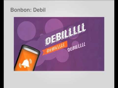 Bonbon – Moron Debil Kreten