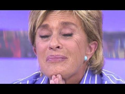 Así se despide Chelo García Cortés del 'amor de su vida' cada vez que tienen que separarse