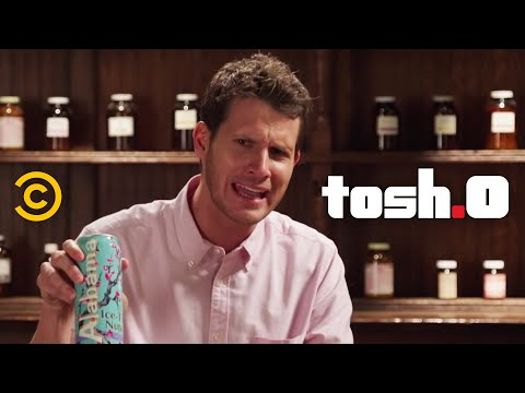 Tosh.0 Web Redemption- Christian Monster lady