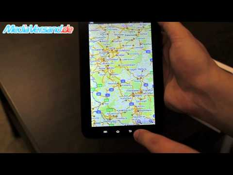 Samsung Galaxy Tab Einblick Android Google Tablet PC Handy Telefon Mobile