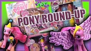 """It's a round-up of some fun My Little Pony items for our collection including: Pinkie Pie Magical Scenes, Princess Twilight Sparkle Shimmer Flutters, MLP Chalk Holders 4-Pack, and the Ultimate MLP Factivity Sticker Book!SUBSCRIBE and never miss a video! http://www.youtube.com/subscription_center?add_user=BinsToyBinAbout Bin's Toy Bin →Adventures in toy collecting! Join husband and  wife team, Bin and Jon (and their son Teagan, too) as they review the latest (and sometimes not-so-latest) toys in their own unique way! Check back daily for new videos!  Also be sure to visit our 2nd YouTube channel for our Family Vlogs!GET YOUR OFFICIAL BIN'S TOY BIN GEAR! →  http://binstoybin.spreadshirt.com/Follow Bin & Jon → Bin's Toy Bin Family Vlogs (Our 2nd YouTube Channel): http://www.youtube.com/BinsToyBinTravelOfficial Site: http://binstoybin.com/IG: @binstoybinFB: https://www.facebook.com/BinsToyBinSnapchat: real_binstoybinTwitter: @BinsToyBinG+: https://plus.google.com/+BinsToyBinMUSIC USED:""""Beach Front Property"""" by Silent Partner from YouTube Audio Library"""