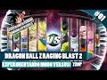 Dragon Ball Z Raging Blast 2 Experimentando Modo Versus