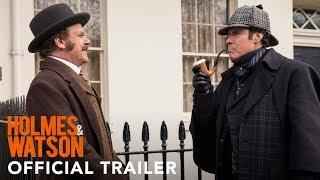 Holmes & Watson - International Trailer - Starring Will Ferrell & John C. Reilly - At Cinemas Dec 26