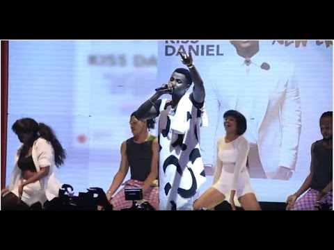 KIZZ DANIEL'S  ALBUM LAUNCH(FULL SHOW)
