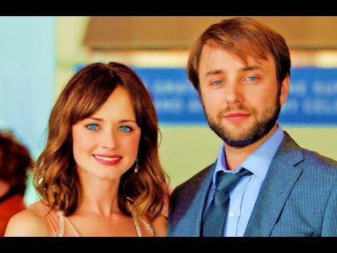 Alexis Bledel and her husband Vincent Kartheiser