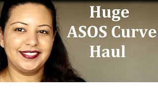 ASOS Curve haul (plus size), casual summer clothes and a beaded party dress! June 2016 www.asos.com MeganOnAir ...