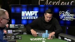 Watch Full World Poker Tour Gardens Main Event Final Table