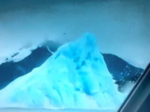 ICEBERG FLIPS UPSIDE DOWN(www.Youjokester.com)