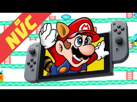 Does the NES Library Make NSO Worth It? - NVC Highlight