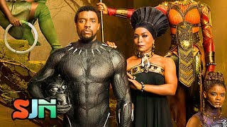 Video 1st Full Look at Black Panther Royal Family MP3, 3GP, MP4, WEBM, AVI, FLV Desember 2017