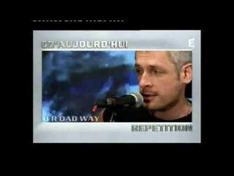 B R OAD WAY - Jarring Effects label