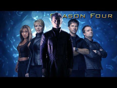 STARGATE ATLANTIS: Season Four (2007–2008) TRAILER