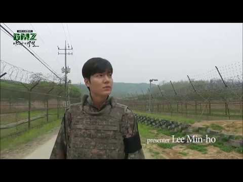Lee Min Ho @ DMZ The Wild Introduction w/ English sub (20161215)