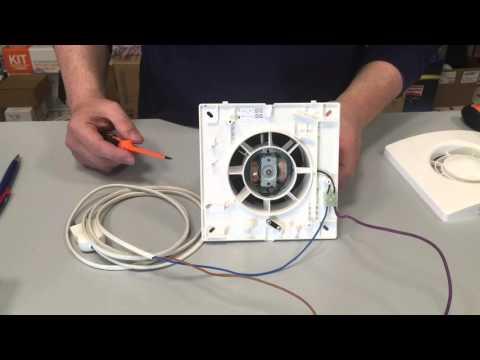 Come montare un aspiratore in diversi modi .Pillola 41 di materiale elettrico