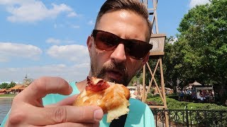 Our First Trip To Disney's Flower & Garden Festival 2019! | Food Reviews, Taste Tests & New Merch