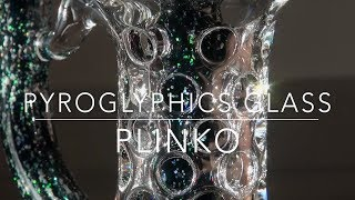 Glass Review: Pyroglyphics Plinko by The Cannabis Connoisseur Connection 420