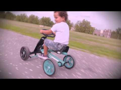Kart à pédales BERG Buzzy Racing - Bilboquet Jeux et jouets