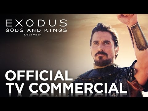 Exodus: Gods and Kings (Extended TV Spot 'Ready Yourselves')