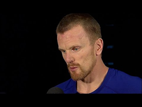 Video: Daniel Sedin thinks win over Sabres was Canucks most complete game this season