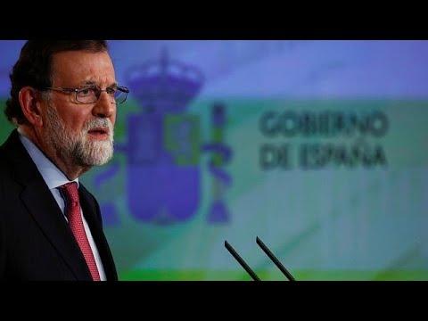 Ραχόι: «Η κρίση στην Καταλονία ήταν το σφοδρότερο πλήγμα για την Ισπανία»…