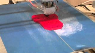 3D Printing Time Lapse  13-04-23 - Prusa i3 X Carriage
