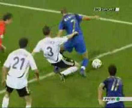 Del Piero: un minuto puede cambiar la vida