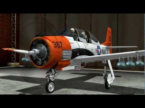 North American T-28C Trojan V1.2...