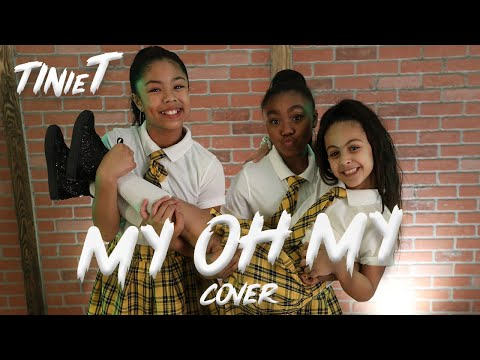 Camila Cabello - My Oh My ft. DaBaby (Cover by 8 year old Tinie T) | MihranTV(@MIHRANKSTUDIOS)