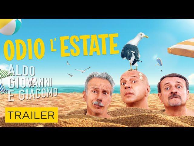 Anteprima Immagine Trailer Odio l'estate, trailer ufficiale