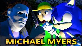 Nonton MICHAEL MYERS HALLOWEEN VS SONIC & BALDI FIELD TRIP CHALLENGE! (official) Minecraft Horror Animation Film Subtitle Indonesia Streaming Movie Download