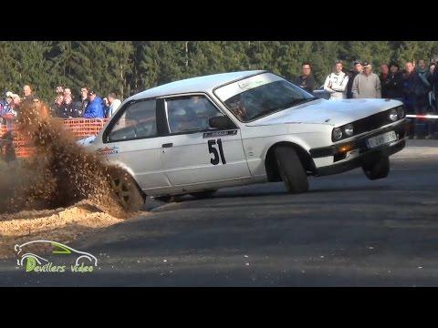 Rallye de Trois-Ponts 2015 [HD] Devillersvideo