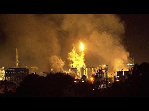 Ταραγόνα: Ένας νεκρός, ένας αγνοούμενος και 8 τραυματίες από έκρηξη σε εργοστάσιο χημικών…