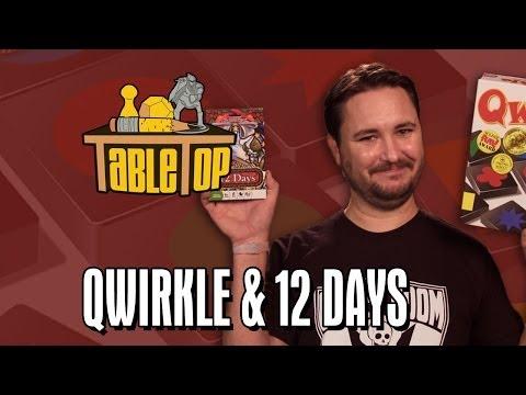 Qwirkle a 12 Days