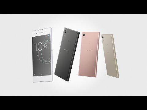 Sony Xperia XA1 set to roll out in the UK earlier than expected