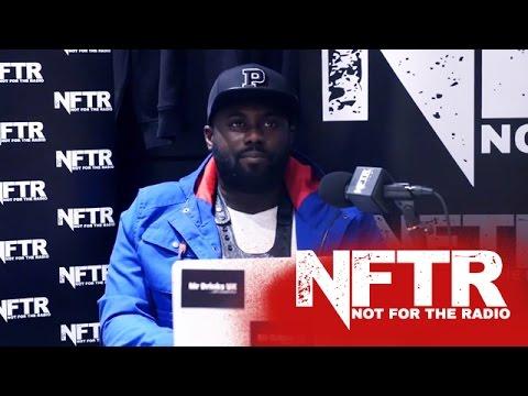 P MONEY | NFTR INTERVIEW | NEW MIXTAPE, GHETTS CLASH, BIG H AND MORE @NFTR @KingPMoney