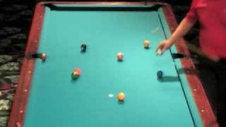 Efren Reyes V Shannon Daulton One Pocket Galveston World Classic